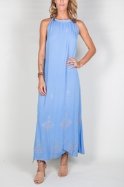 Buddha Sayulita Stella Long Dress - Front cropped