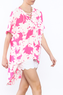 Buddy Love Oversized Floral Blouse - Product List Image
