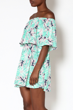 Shoptiques Product: Kona Off-Shoulder Dress