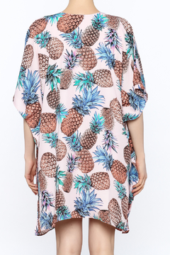 Buddy Love Pina Colada Pineapple Dress - Alternate List Image