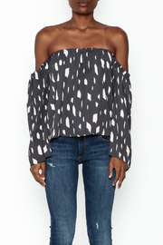 Buddy Love Putney Off Shoulder Blouse - Product Mini Image