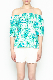 Buddy Love Tropical Cosmopolitan Top - Front cropped