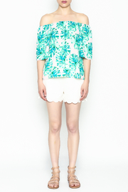 Buddy Love Tropical Cosmopolitan Top - Front full body
