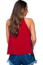 Buddy Love Candice Tie Top - Side cropped