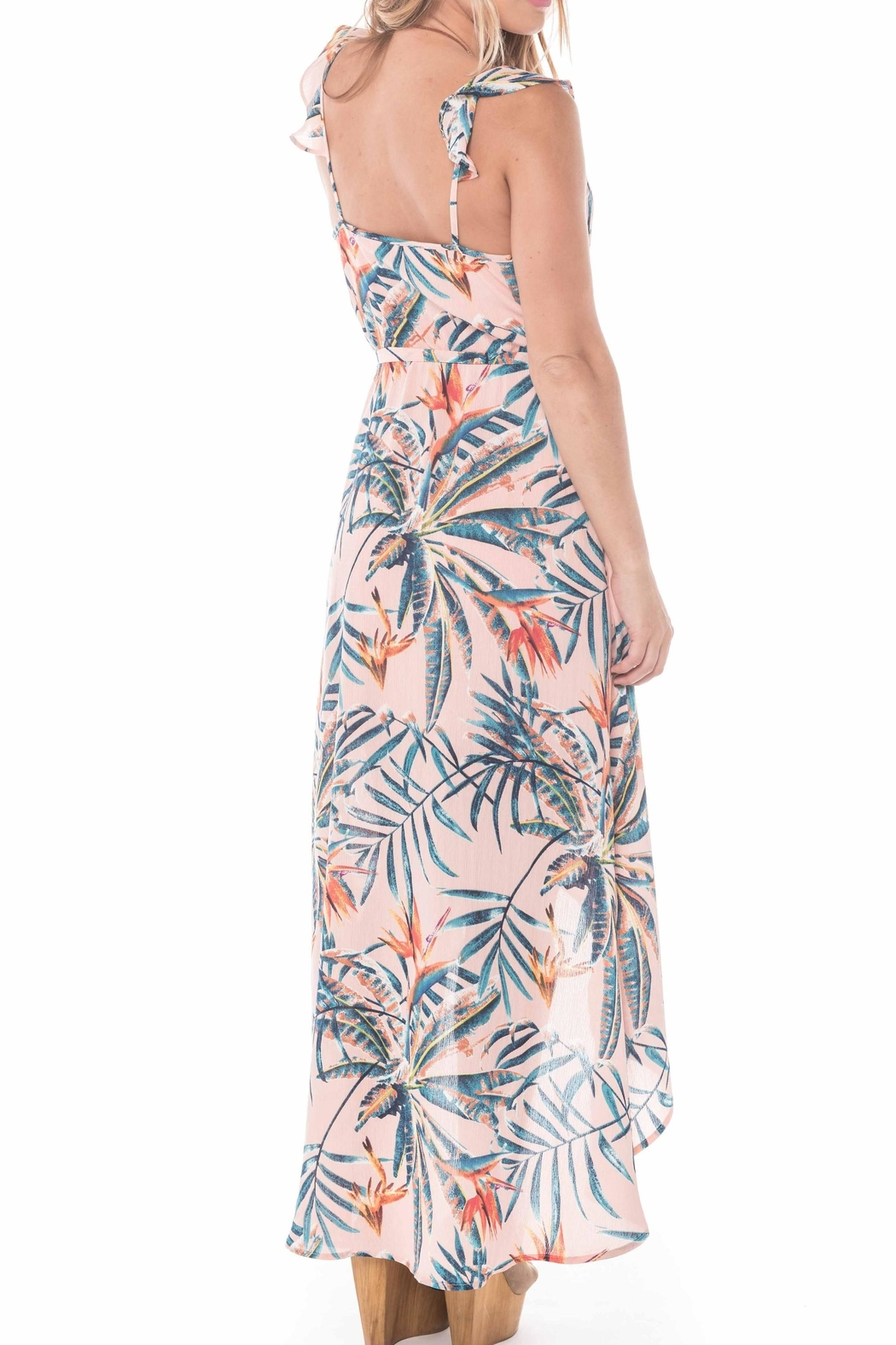 Buddy Love Costa Rica Dress - Side Cropped Image