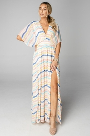 Buddy Love Evelyn Mediterranean Dress - Product Mini Image