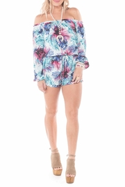 Buddy Love Flora Congo Romper - Front cropped