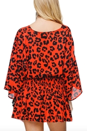 Buddy Love Lennox Leopard Dress - Side cropped