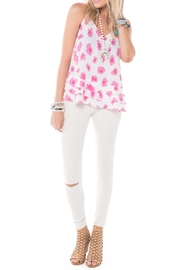 Buddy Love Luna Barbie Tank - Front cropped