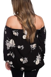 Buddy Love Off Shoulder Top - Front full body
