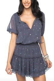 Buddy Love Ray Glitter Dress - Product Mini Image