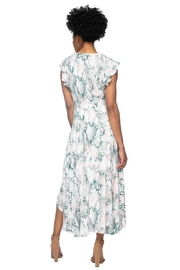 Buddy Love Wrapped Maxi Dress - Front full body