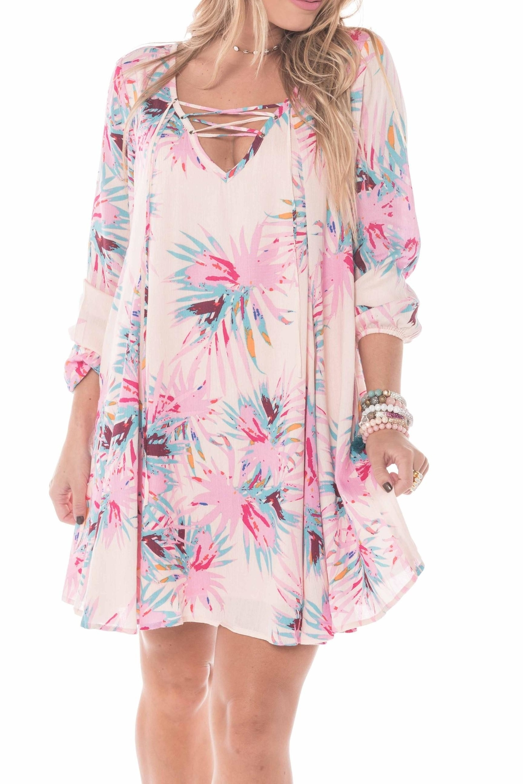 Buddy Love Zion Paradise Dress - Main Image