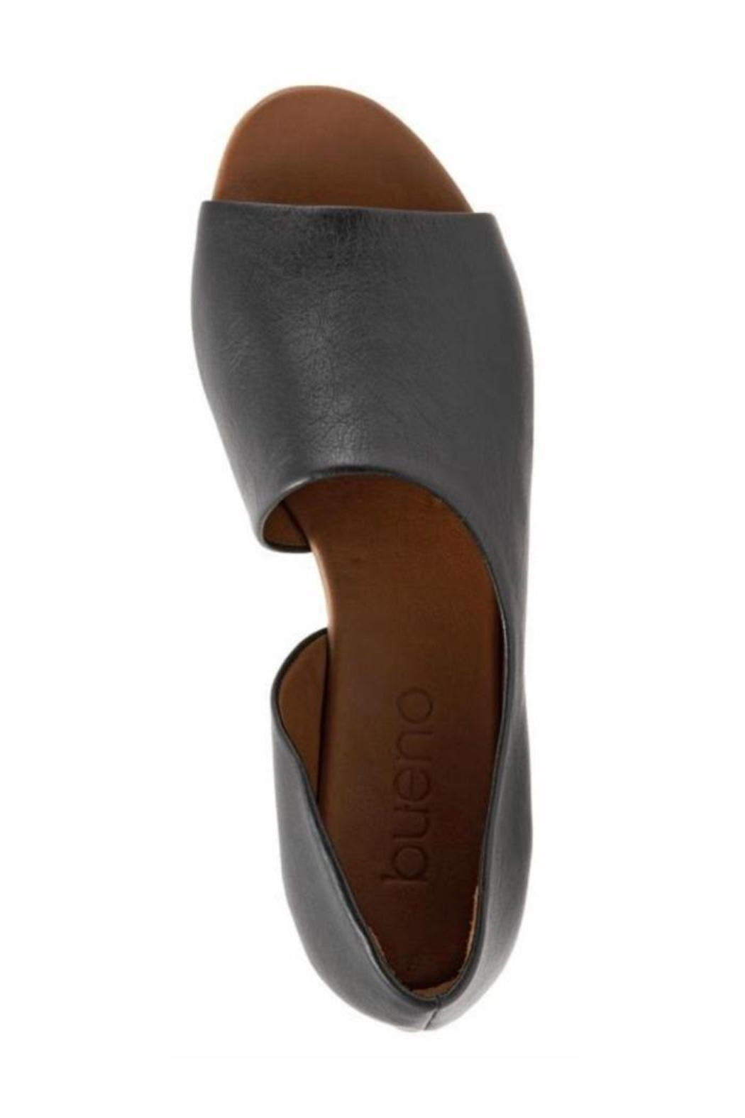 Bueno Shoes Bueno Anna Flats - Side Cropped Image