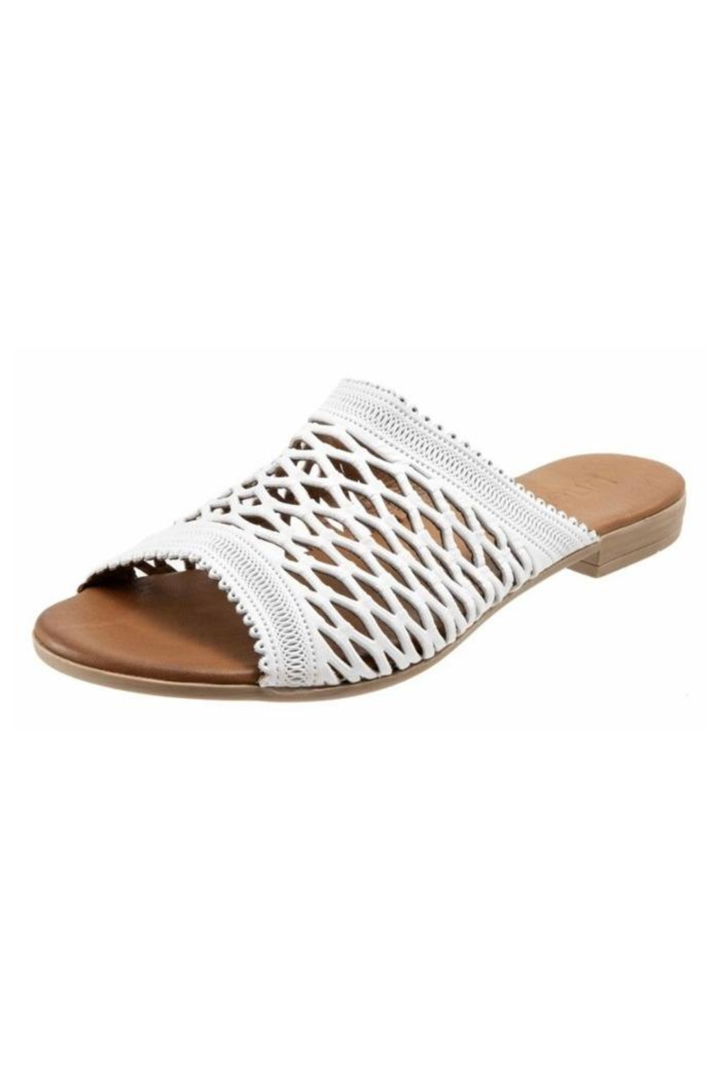 Bueno Shoes Bueno Jenna Sandals - Front Cropped Image