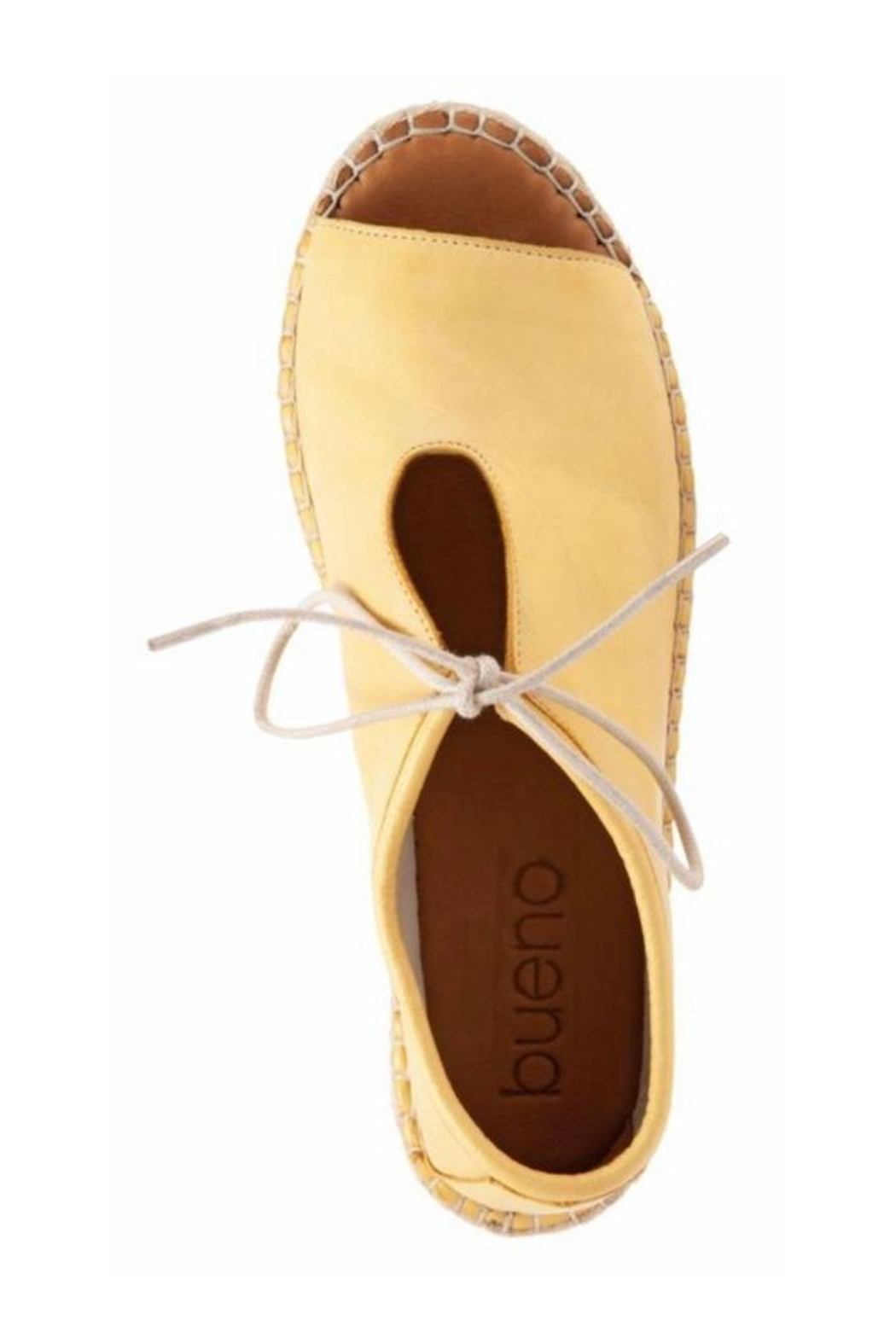 Bueno Shoes Bueno Lola Espadrilles - Side Cropped Image