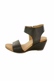 Bueno Shoes Ida Black Wedge - Product Mini Image