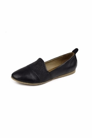 Bueno Shoes Black Katy Flats - Product Mini Image