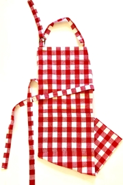 KAF Home Buffalo Check Apron - Product Mini Image