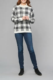 Cotton Country Buffalo Check Pullover - Product Mini Image