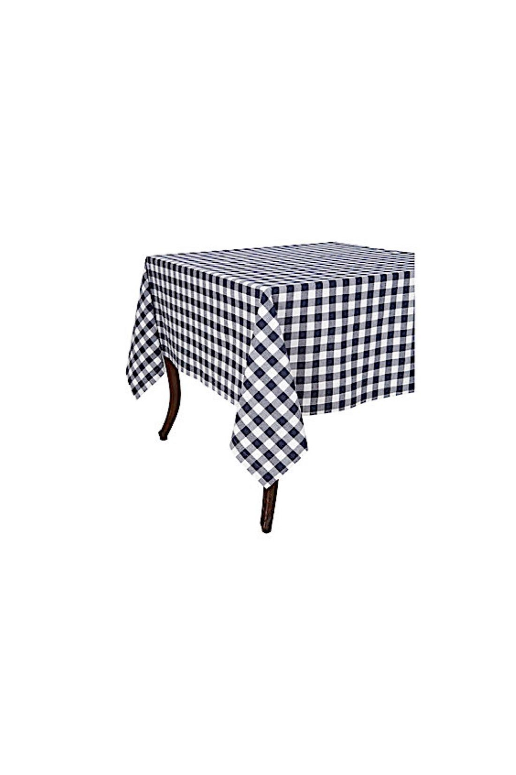 KAF Home Buffalo Check Tablecloth - Main Image