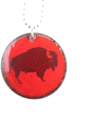 Anvil Metals Studio Buffalo  Necklace - Product Mini Image
