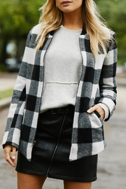 Fifteen-Twenty Buffalo Plaid Jacket - Product Mini Image