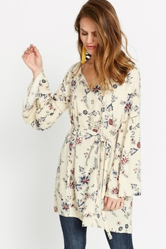 Shoptiques Product: Florrie Longsleeve Dress