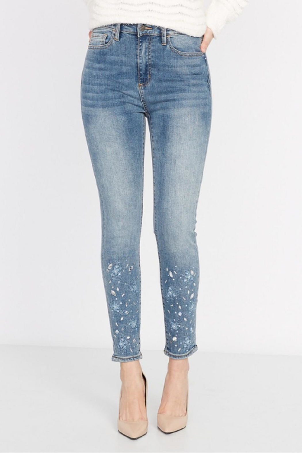 Buffalo Jeans Ivy Jeans - Front Cropped Image
