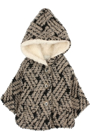 Buho Baby Glenn Woven Boy Hood Jacket | Winter Wear Sweater - Product Mini Image