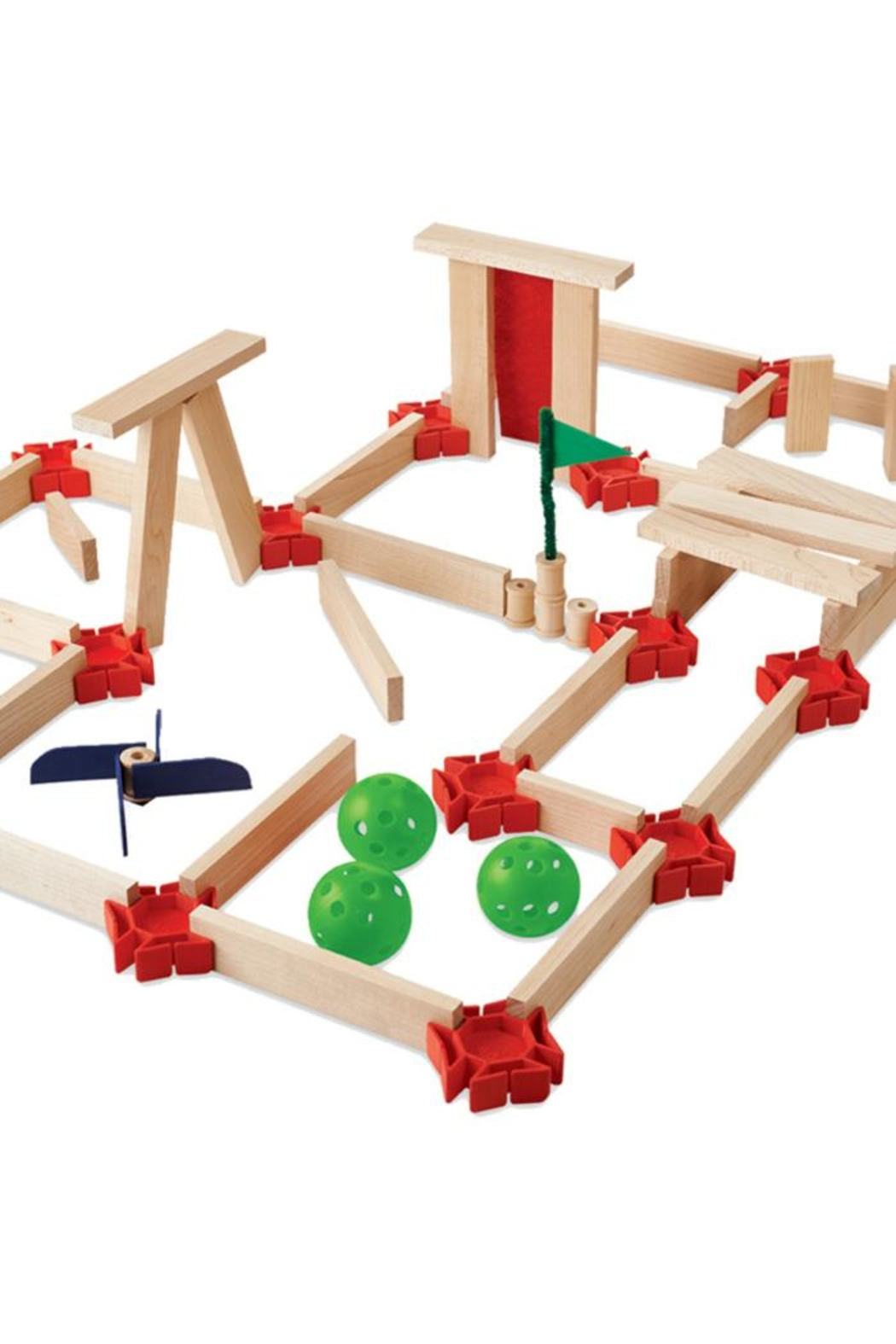 MindWare Building Toy - Main Image
