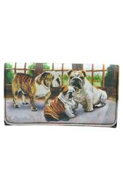 Bulldog Theme Wallet - Front cropped