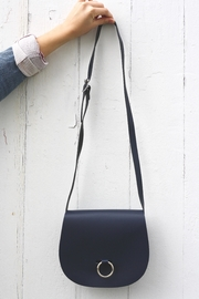The Leather Satchel Company Bullring Saddle Bag - Product Mini Image