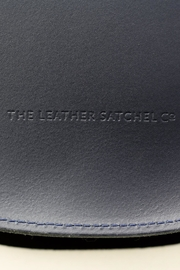 The Leather Satchel Company Bullring Saddle Bag - Side cropped
