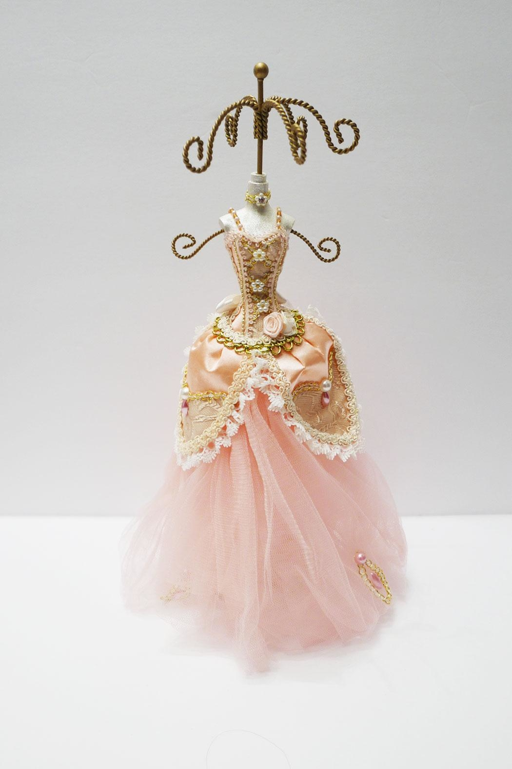 Bun Ballerina Jewelry Holder - Main Image