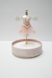 Bun Ballerina Jewelry Holder/tray - Product Mini Image