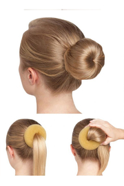 Bunheads Bun Builder - Front full body