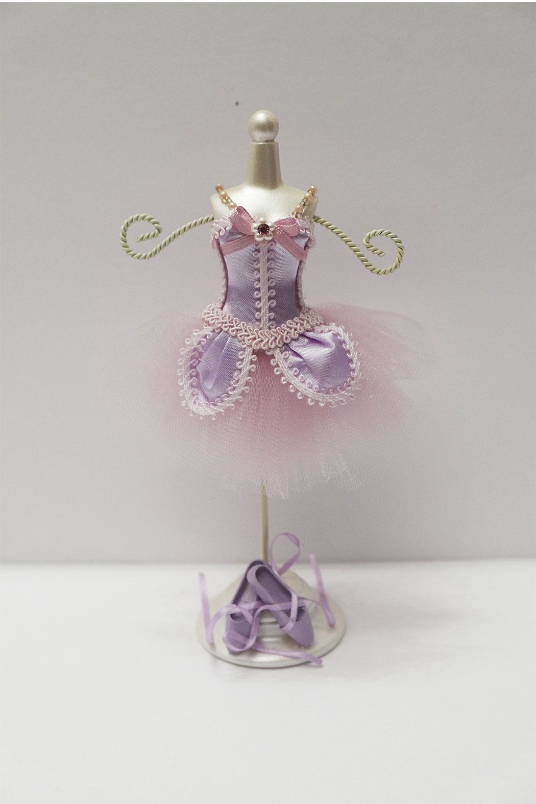 Bun Tutu Jewelry Holder - Main Image