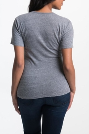 Bun Maternity Softie Nursing Tee - Front full body