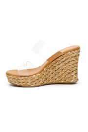 Coconuts by Matisse Bungalow Espadrille Wedge - Front cropped