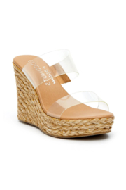 Coconuts by Matisse Bungalow Espadrille Wedge - Side cropped
