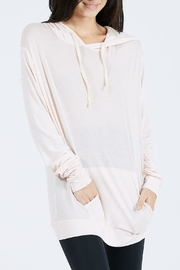 Joah Brown Bungalow Hoodie - Product Mini Image