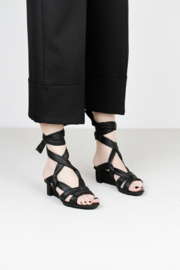 Trippen Bungee leather sandals - Product Mini Image