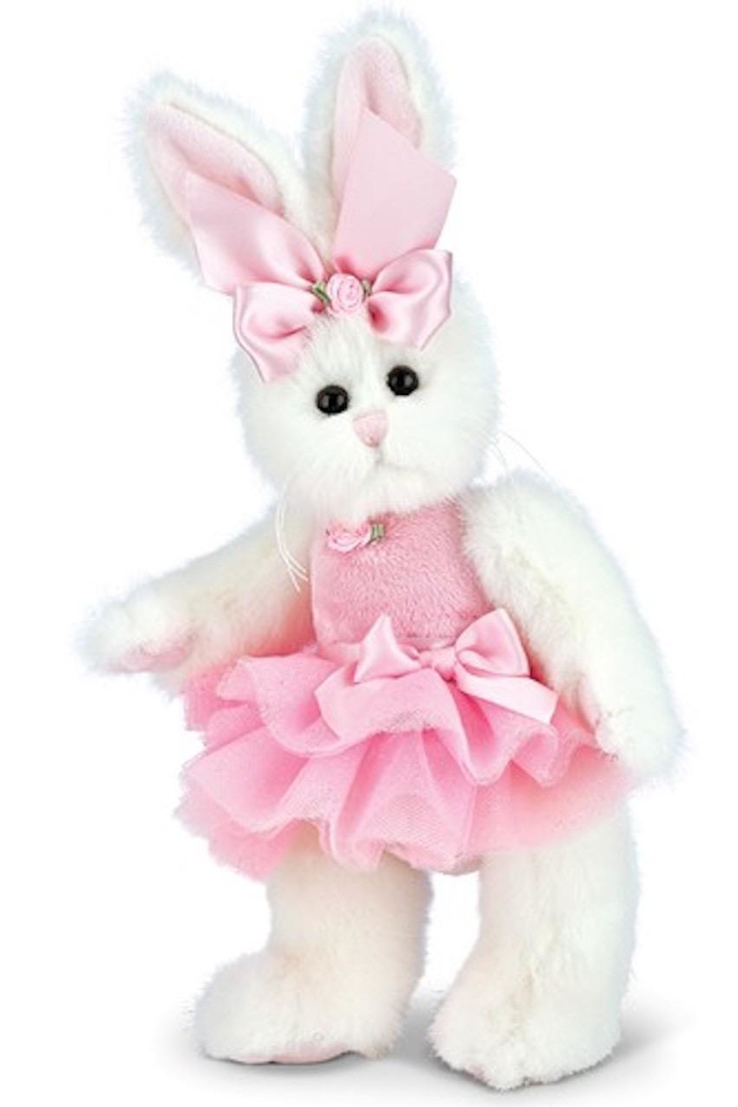 The Bearington Collection Bunni Ballerina - Front Cropped Image