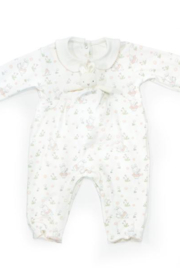 Bunnies by the Bay Bunnies By the Bay Blossom Playsuit with Binkie - Product Mini Image