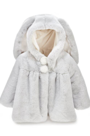 Bunnies by the Bay Bunnies By the Bear Bloom's Storywear Coat - Product Mini Image