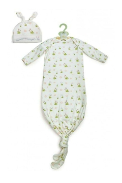 Bunnies by the Bay Babygirl Delightful-Knotty-Nighty-Nightcap Set - Product List Image