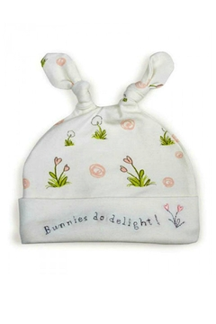 Bunnies by the Bay Babygirl Delightful-Knotty-Nighty-Nightcap Set - Alternate List Image