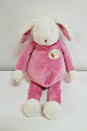 Bunnies by the Bay Cherry-Pink Hugs-Bunny - Front cropped