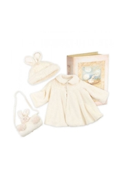 Bunnies by the Bay Dreams Coat Set - Front full body